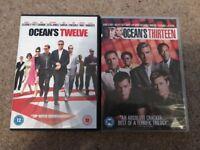 George clooney films - oceans twelve and thirteen