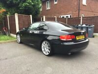 Bmw 3 Series M Sport 325i 3.0 petrol coupe manual 2009