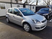 ***FORD FIESTA STYLE 1.2 PETROL ONLY 61,000 MILES FSH 2007***