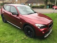 BMW X1 With Full BMW Service History and only 2 Owners