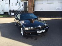 BMW 325CI, CONVERTIBLE, 2002,AUTOMATIC, PETROL, ELECTRIC ROOF