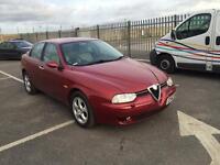 2002 Alfa Romeo 156 1,8 litre 5dr
