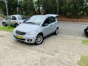 2005 Mercedes Benz A170 March 2020 NEXT YEAR REGO LOGBOOKS Sporty Sutherland Sutherland Area Preview