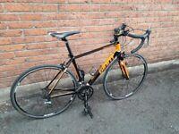Road Bike - Giant Defy Bicycle (medium Frame)