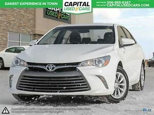 2015 Toyota Camry LE *Cruise Control *Backup Camera