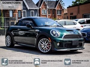 2014 MINI John Cooper Works Coupe with Navigation *No Accidents*