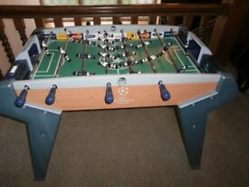Football Table (Champions League)