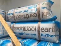 Earthwool Insulation! NEVER BEEN USED CHEAP!!