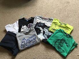 Boys clothing bundle age 7-8