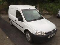 Vauxhall Combo 1.7 CDTi 16v 2000 1686cc 117,065 miles FULL SERVICE HISTORY 2011 Reg