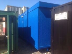 24ft x 9ft sleeper unit