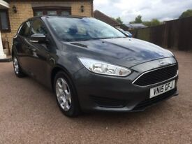 FORD FOCUS STYLE 1.5 TDCI STYLE 2015