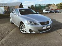 *LOW MILAGE* LEXUS IS250 SE 2.5 V6 PETROL
