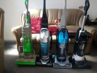 Fully reconditioned powerful Vacuum Cleaner s SEE PICS I HAVE LOTS £15 to 30 Dyson and more