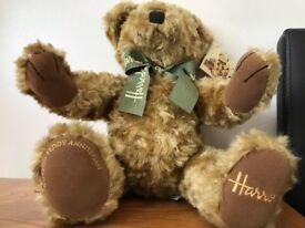 100th Year Anniversary HARRODS Teddy Bear