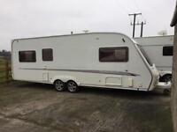 2005 swift conqueror 650 lux 6 berth