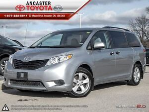 2013 Toyota Sienna ONLY 69443 KMS!!