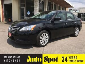 2014 Nissan Sentra SV/LOW, LOW KMS/PRICED FOR A QUICK SALE!