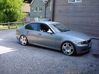 BMW 320d manual **full leather**56 plate