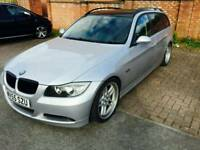 BMW 320d e91 touring 55reg