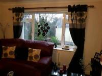 Matching Curtains Rug and Cushions