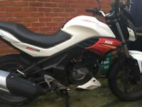 Sinnis RS125- Great condition!