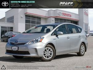 2014 Toyota Prius v CVT LOADED BLUETOOTH AND MORE