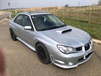 Rare Subaru Impreza SL wrx type uk