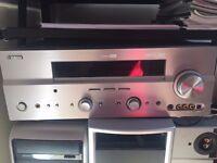 Yamaha Home Cinema Amplifier with Mordaunt Short Speakers