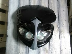 STREET FIGHTER HEAD LIGHT