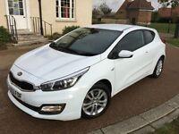 2014 Kia Pro Ceed VR7 1.4 Petrol Manual Low Miles *Bargain Cheap Sale Clearance - HPI CLR, FSH