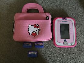 Various children's toys Innotab 3, playdoh, Lego, tea set, wooden train, my little pony, Peppa pig