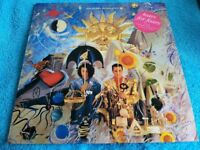 TEARS FOR FEARS - THE SEEDS OF LOVE - VINYL L.P - ORIGINAL UK RELEASE