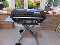 Quality camping gaz barbecue gas as new