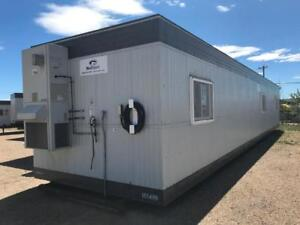 12x60 skid SPECIAL office trailer Farm or home office Building 155489