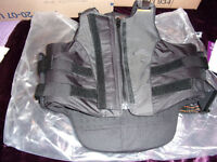 ladies level 3 equestrian riding body protector size l7 long BRAND NEW NEVER WORN WITH TAGS