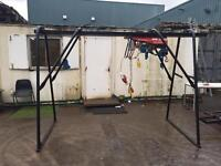 Gantry hoist 1 of 2