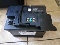 Car battery taken from 2013 Vauxhall Zafia