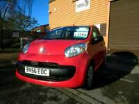 GORGEOUS 2006 CITROEN C1 1.0, ONLY 27,000 MILES, 5 DOOR, NEW MOT, FSH & 3 MONTHS WARRANTY