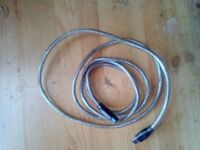 Firewire cable 800 to 400 used only once - like new
