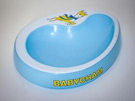 Vintage 1970s large Bayacham ashtray