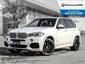 2014 BMW X5 xDrive50i M-Sport! Premium Package! Connected Driv