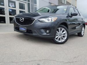 2015 Mazda CX-5 GT AWD *Leather/Sunroof/Nav