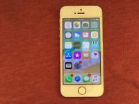 iPhone 5s(EE, BT, Virgin |14 Day Guarantee|16GB|Deliver+Post|Apple|Gold) [][]