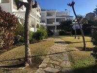 Stunning garden apartment in puerto Banus Marbella