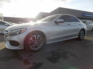 2015 Mercedes-Benz C-Class C300 4Matic, Prevention des collision