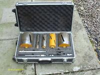 Core Drill Set