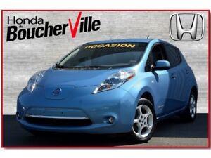 2012 Nissan LEAF SV, 100% Électrique, Autonomie 160km