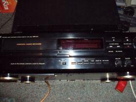 Denon tape deck
