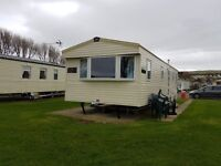 New 3 bed caravan with sea views for rent / hire at Craig Tara Holiday Park (24)